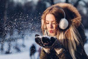Capture the season with winter inspired aromas