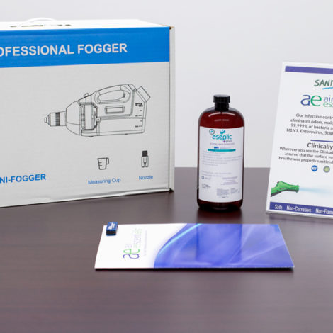 Disinfectants & Sanitizing Kits